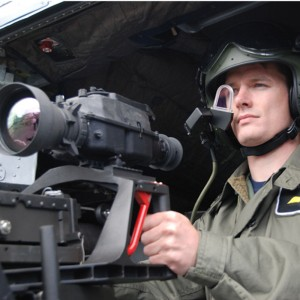 Royal Navy takes delivery of first BAE Systems' Q-Sight helmet-mounted display