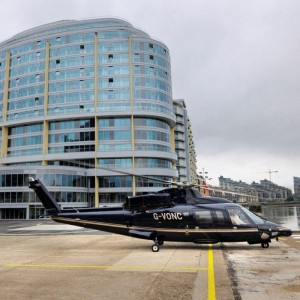 London Heliport acquired by aviation investors, not developers