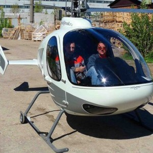 Coaxial two-seat helicopter to be launched at Russia's MAKS show