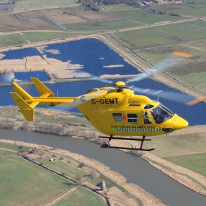 Profile: East Anglian Air Ambulance – based Norwich, UK