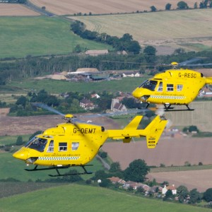 """Sterling Helicopters """"operational issues"""" temporarily ground East Anglian Air Ambulance"""
