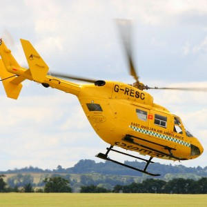 East Anglian Air Ambulance responds to trial by media