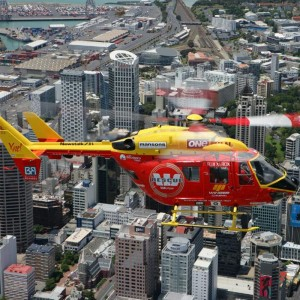 NZ rescue helicopter duo reach milestone
