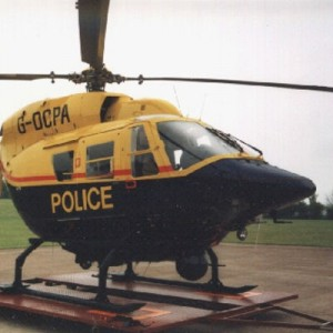 Police Service of Northern Ireland adds BK117