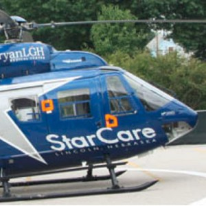 Crete Area Medical Center to host Air Methods helicopter