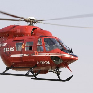 Some STARS air ambulance missions under review in Manitoba