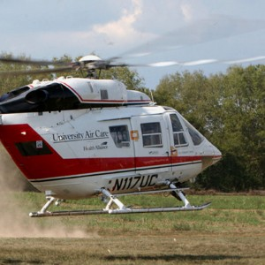 Ohio's University Air Care limits night flights until NVG is installed