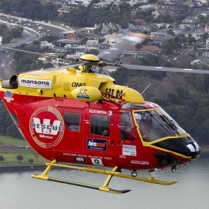 Thermal imager for Westpac Life Saver Rescue
