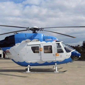 New Emergency Transport Helicopter to Serve Long Beach