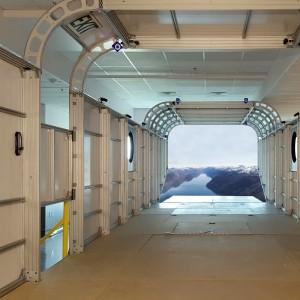 CH-47 Chinook Rear Crew Trainer reaches milestone