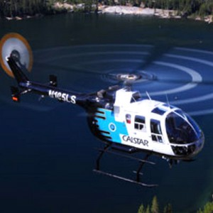 "CALSTAR Bo105 modified with ""Super Lifter"" kit – pilots call it a 'Dream Machine'"