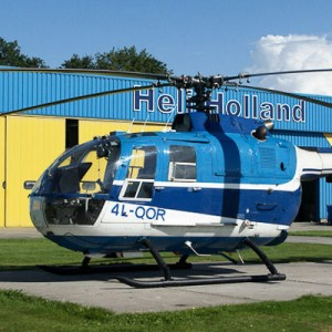 Bo105 sold from Netherlands to Georgia
