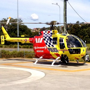 Queensland Police running 3 month Bo105 trial