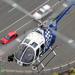 Queensland Police Bo105 passes 10,000 hours