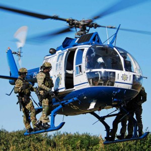 Bo105 helicopter fleet passes 8,000,000 flight hours