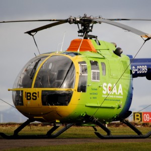 Scottish Charity Air Ambulance adapts hours to match demand