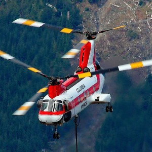 Columbia Helicopters deploys to Western US wildfires