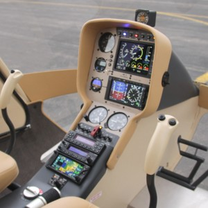 Latest British Cabri G2 is first with Aspen Avionics panel