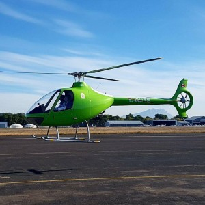 BC Helicopters to add second Guimbal Cabri G2