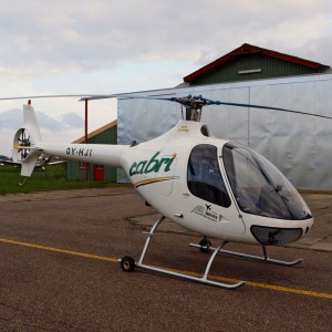 Air Service Vamdrup buy another Cabri G2