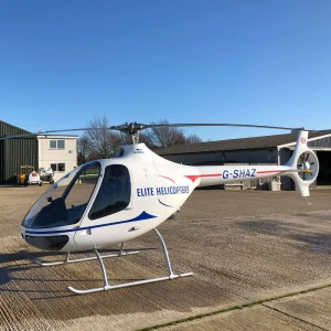 Elite Helicopters Expand Helicopter Training Fleet