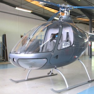Second Cabri G2 expected in UK next week