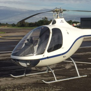 Cotswold Helicopter Centre delivers 14th UK Cabri