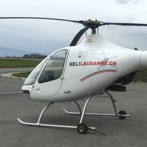 Heli Lausanne adds Gabri G2 to fleet