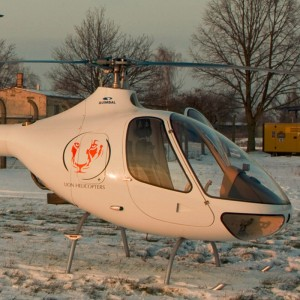 Lion Helicopters orders third and fourth Cabris for Czech Republic