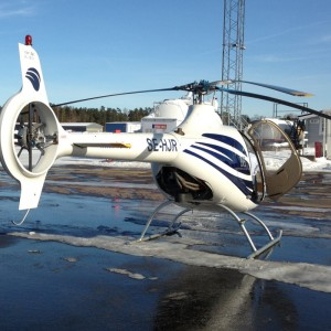 Sweden – Northern Helicopters drops Cabri in favour of R44
