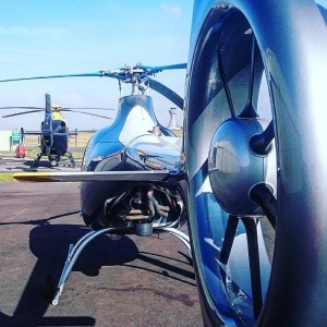 Northumbria Helicopters becomes tenth UK Guimbal Cabri School