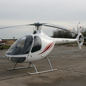 Polish Air Force takes delivery of two Guimbal G2 Cabri