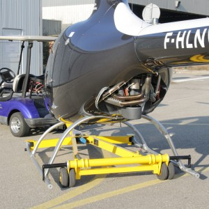 Cotswold launches Guimbal Cabri G2 ground handling trolley