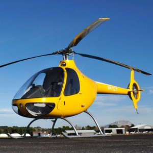 Where are the first 20 Guimbal Cabri helicopters?