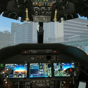 Leonardo provides update on AW609 tiltrotor training