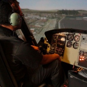 CAE Bell 412 simulator in Mexico earns FAA Level-D approval