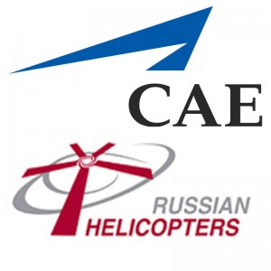 Russian Helicopters and CAE sign MoU