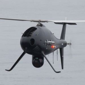 Schiebel completes successful S-100 trials for the Belgian Navy