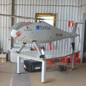 EMSA extends Schiebel Camcopter contract in Croatia