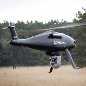 Schiebel integrates Camcopter with FLIR Systems Corona 350 sensor