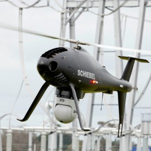 Schiebel tests powerline patrol in New Zealand with FLIR and Transpower