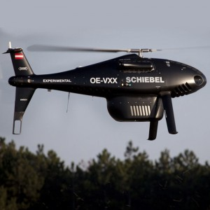 Camcopter integrates with Riegl's VQ-820-GU airborne survey system