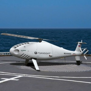 Schiebel denies knowledge of Camcopter on Chinese warship