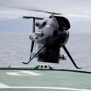 Camcopter completes S-100 trials with South African Navy