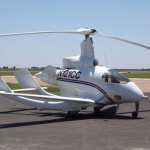 CarterCopters to Fly at Oshkosh