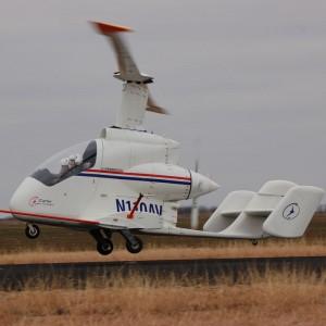 Carter PAV completes Phase I flight-testing