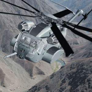 Donaldson delivers CH-53K ground test vehicle EAPPS units