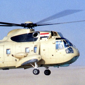 Sikorsky awarded $7M to refurbish two Egyptian helicopters
