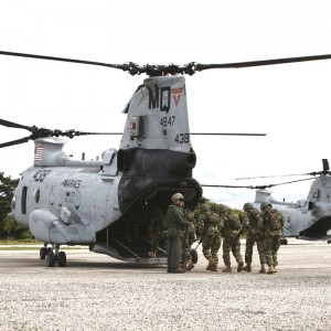 Dragons join 31st MEU as air combat element