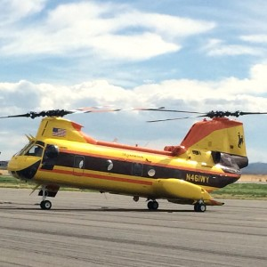 Sky Aviation becomes first CH-46E Sea Knight civilian owner/operator